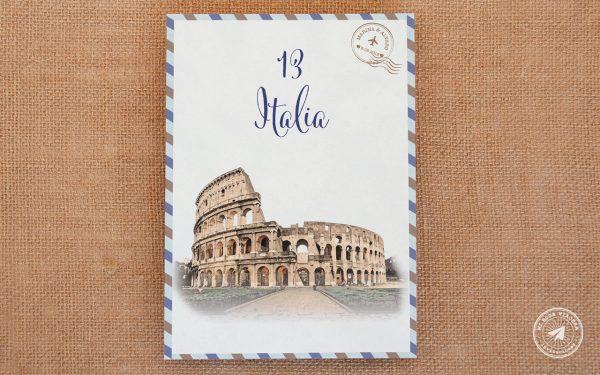 meseros de boda, meseros de boda viajeras, numeros de mesa boda, numeros de mesa viajes, meseros temática viajes, meseros tipo postal