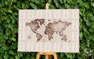 seating plan mapamundi, protocolo de mesas mapamundi, seating plan viajero